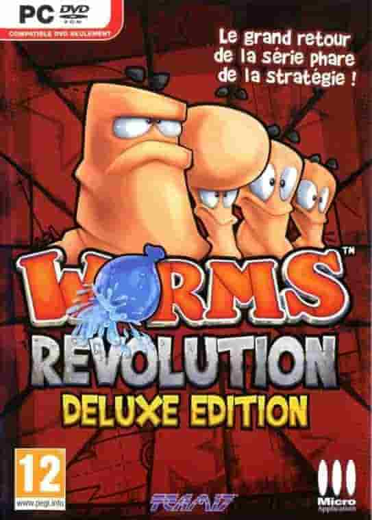 Worm Revolution Cover