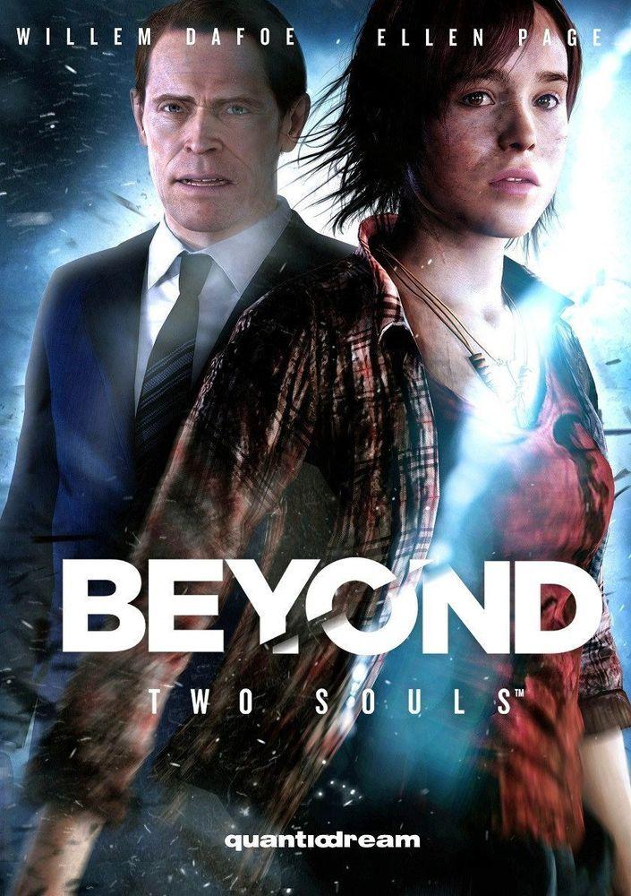Beyond: Two Souls Epic Games Store - [Автоактивация ...